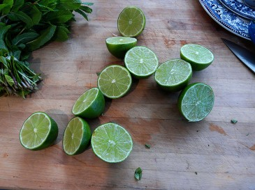 One whole lime will make just over 30ml of juice